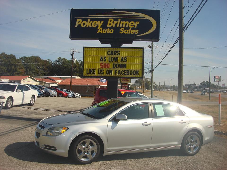 2010 Chevrolet Malibu  - Pokey Brimer