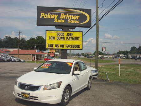 2008 Honda Accord  for Sale  - 6912  - Pokey Brimer