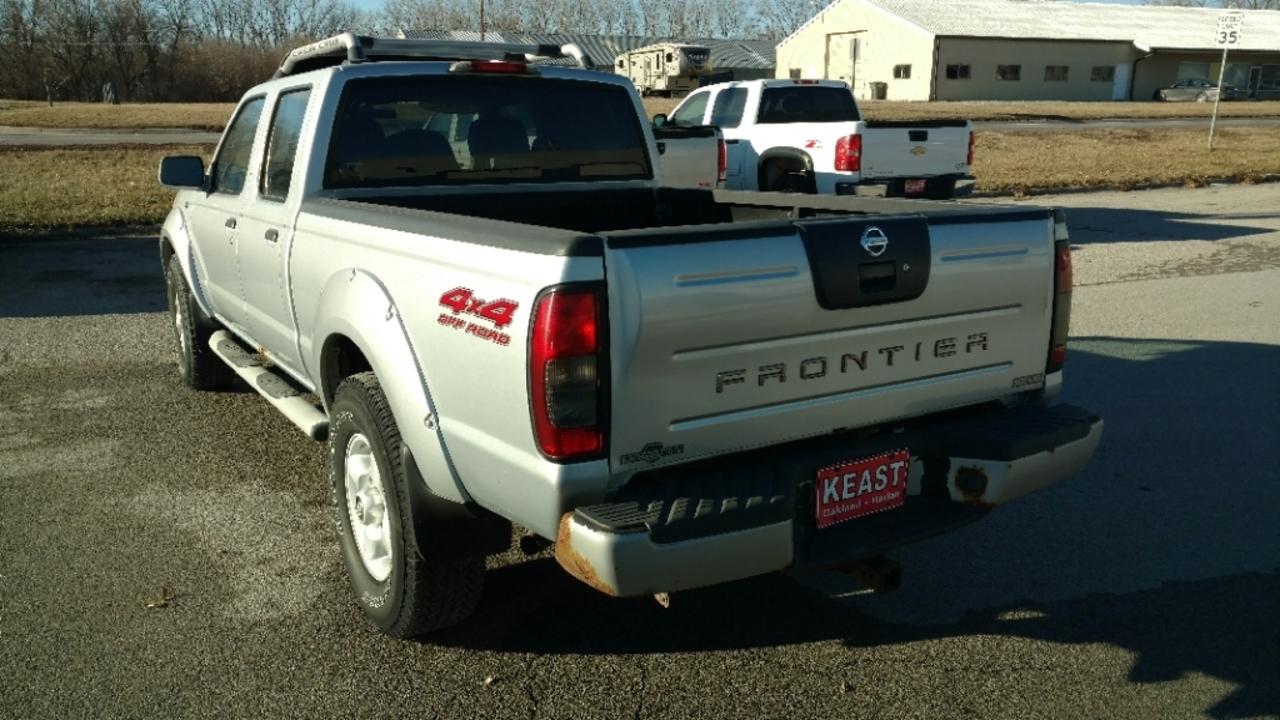 2002 Nissan Frontier 4WD  - Keast Motors