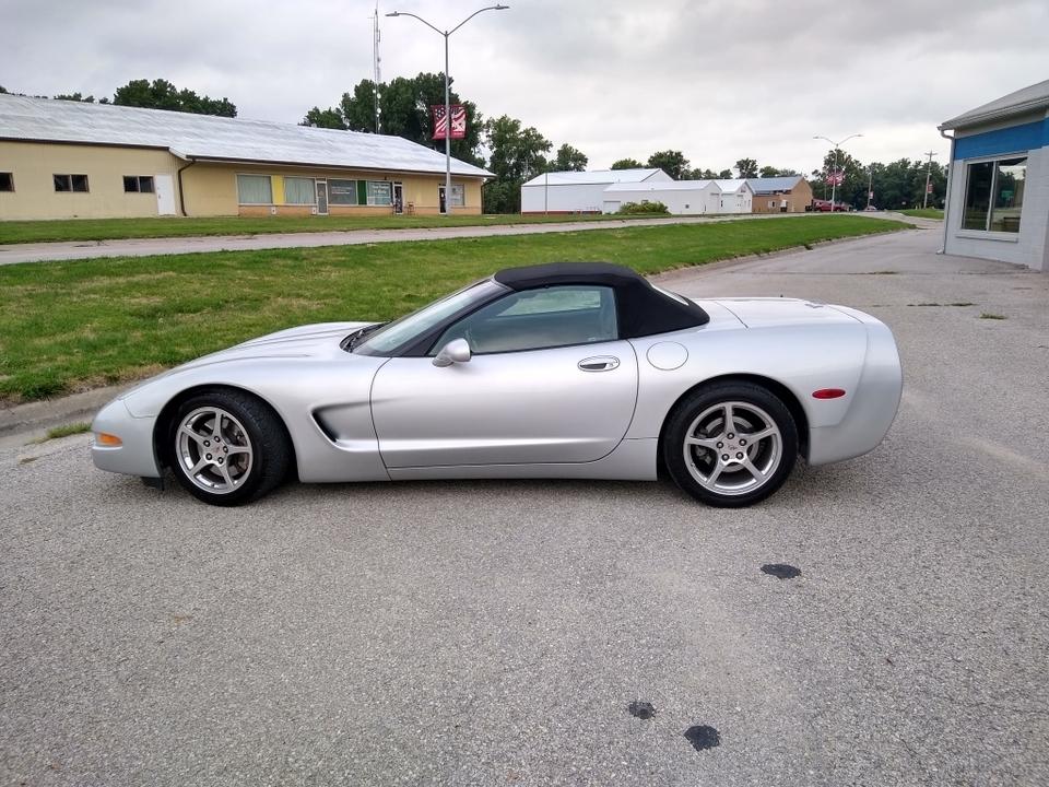 2003 Chevrolet Corvette  - Keast Motors