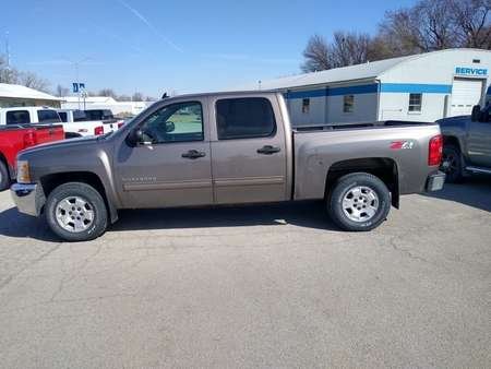 2013 Chevrolet Silverado 1500 LT 4WD Crew Cab for Sale  - 3006A  - Keast Motors