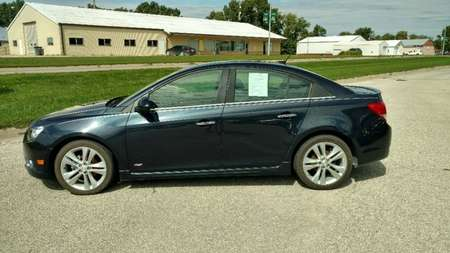 2014 Chevrolet Cruze LTZ for Sale  - 2945A  - Keast Motors