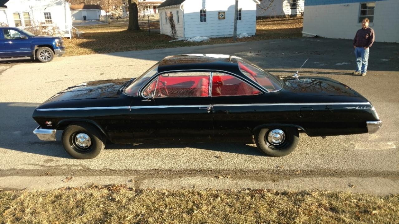 1962 Chevrolet BELAIR  - Keast Motors