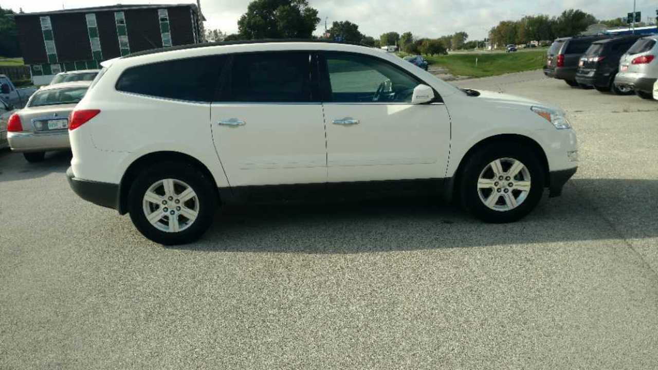 2012 Chevrolet Traverse  - Keast Motors