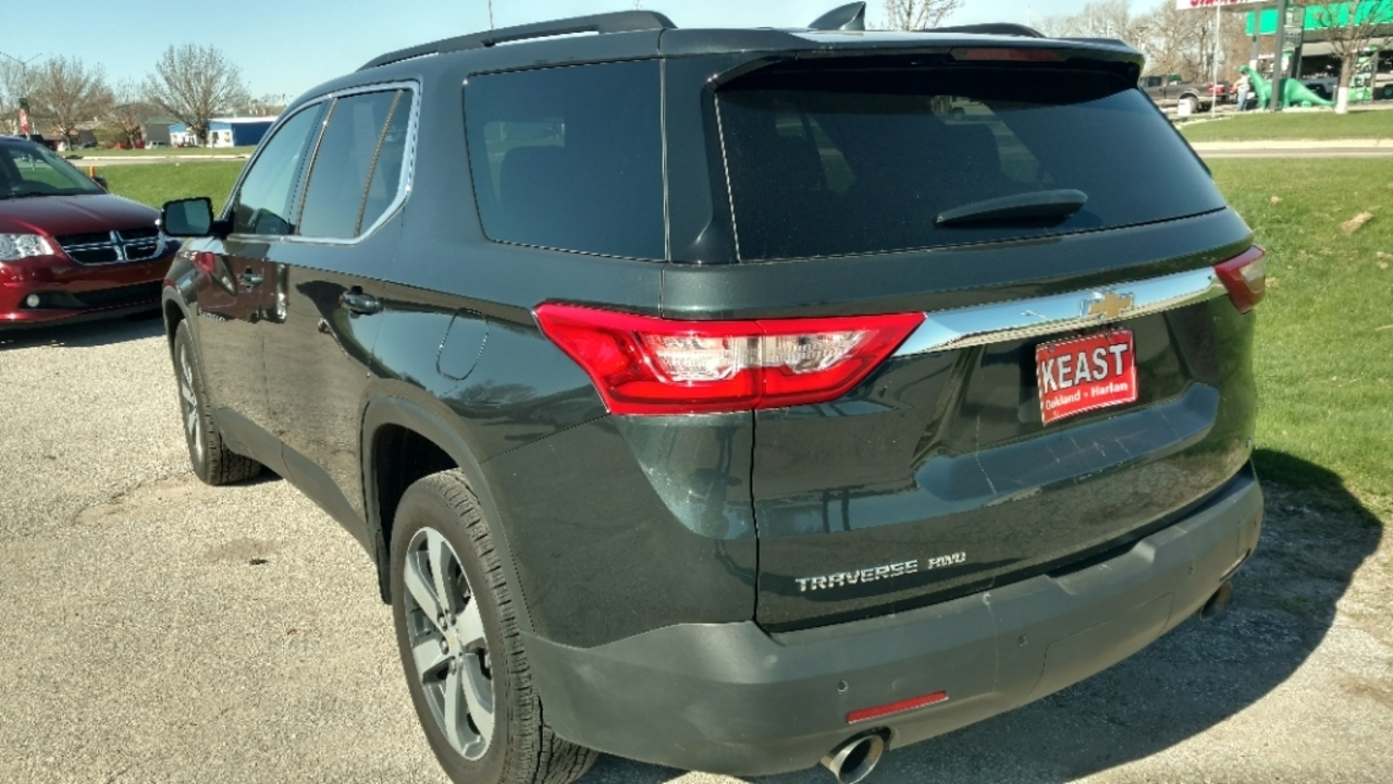 2019 Chevrolet Traverse  - Keast Motors