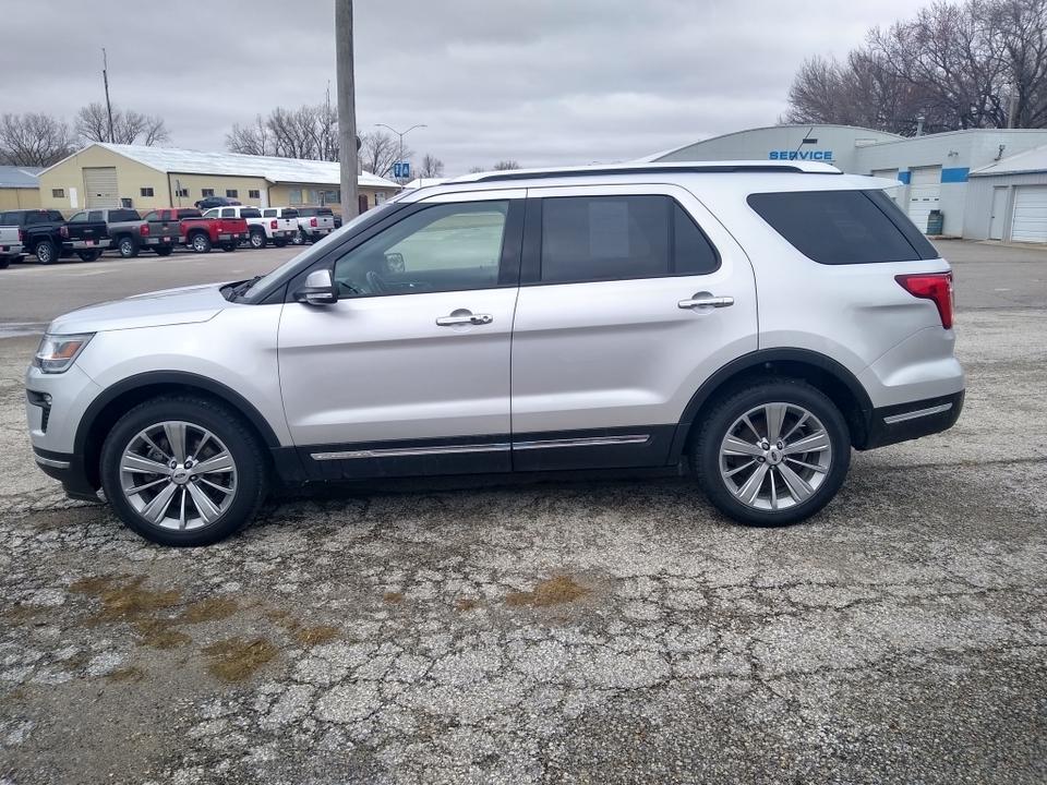 2018 Ford Explorer Limited 4WD  - 3010  - Keast Motors
