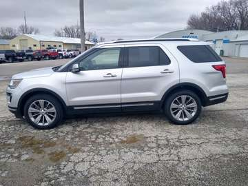 2018 Ford Explorer Limi