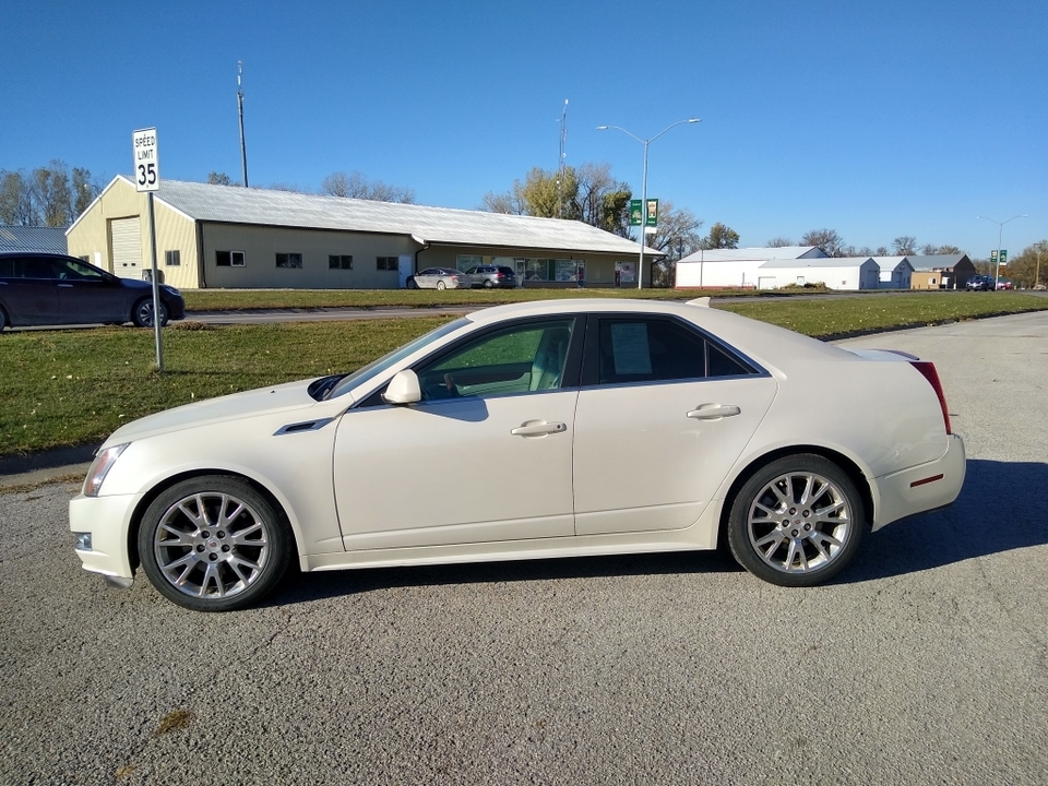 2012 Cadillac CTS Performance  - 3054  - Keast Motors