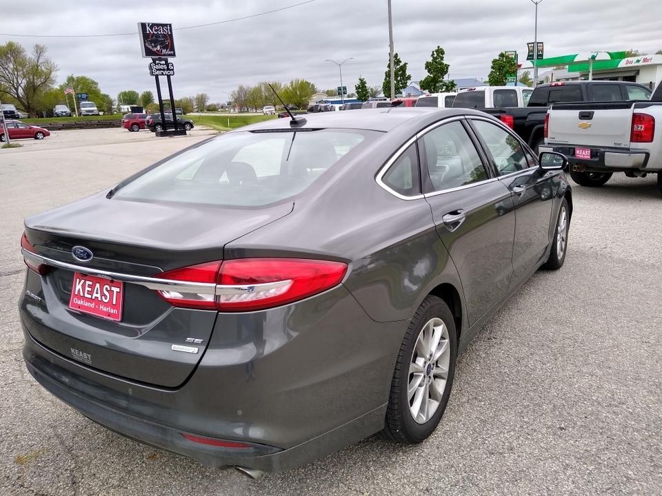 2017 Ford Fusion  - Keast Motors