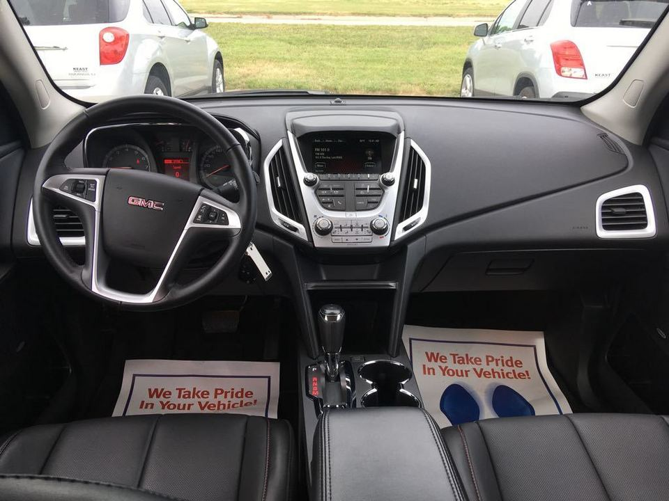 2017 GMC TERRAIN  - Keast Motors