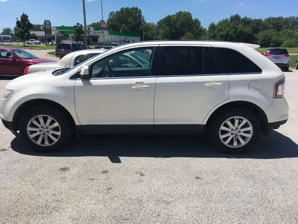 2008 Ford Edge Limi
