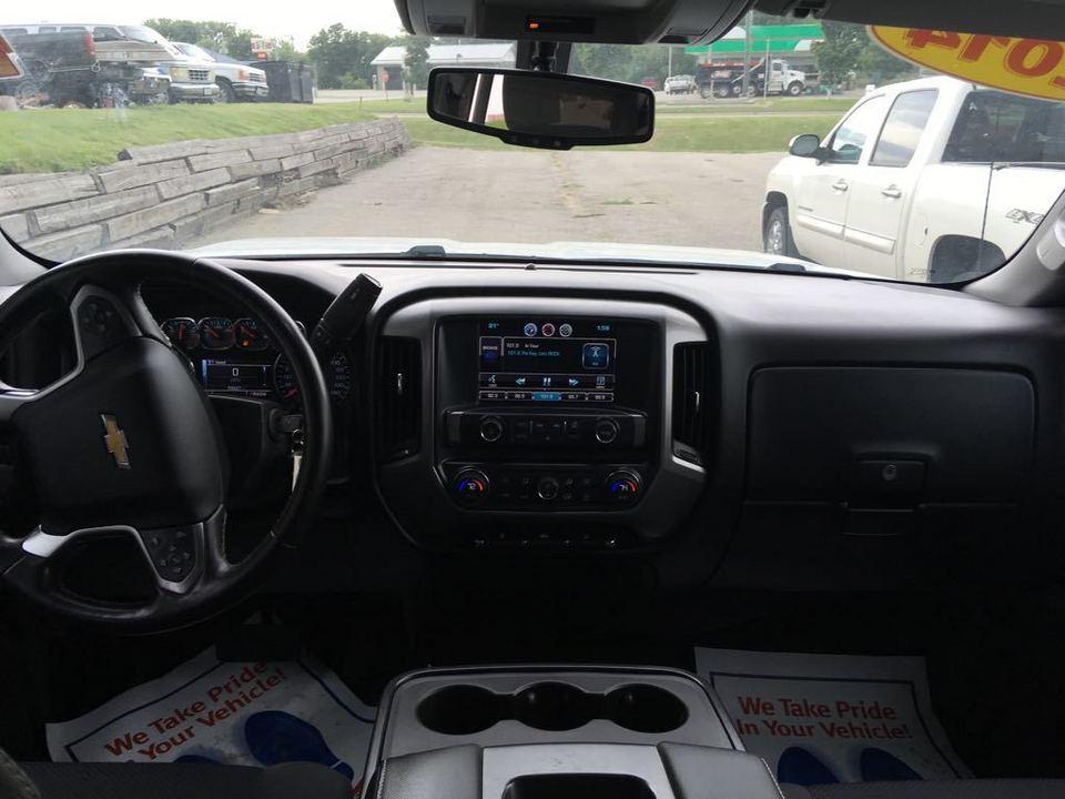 2014 Chevrolet Silverado 1500  - Keast Motors