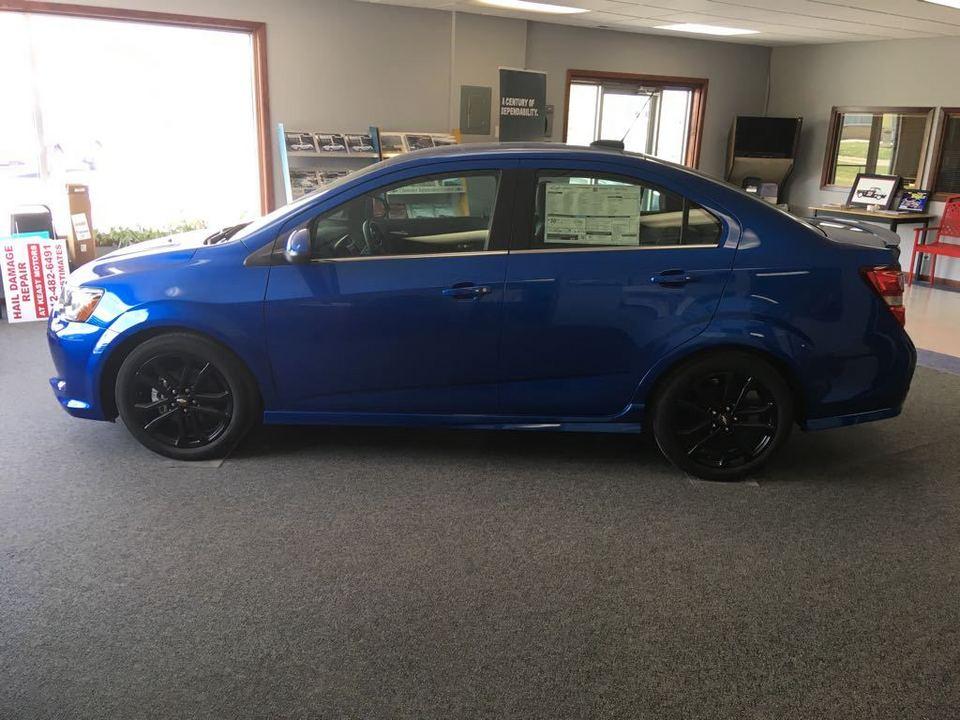 2017 Chevrolet Sonic  - Keast Motors