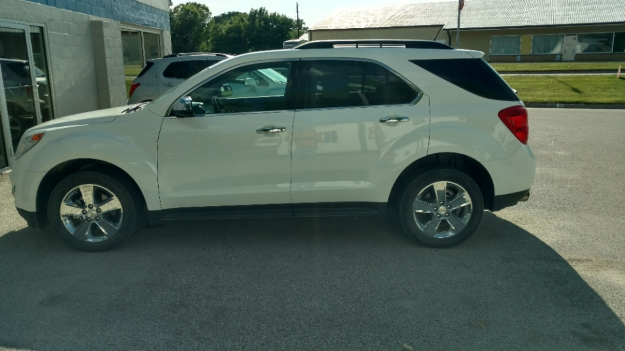 2014 Chevrolet Equinox  - Keast Motors