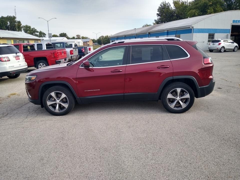 2019 Jeep Cherokee  - Keast Motors