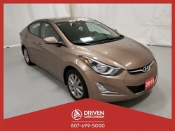 2015 Hyundai Elantra LIMITED  - 1288TA  - Driven Cars Canada