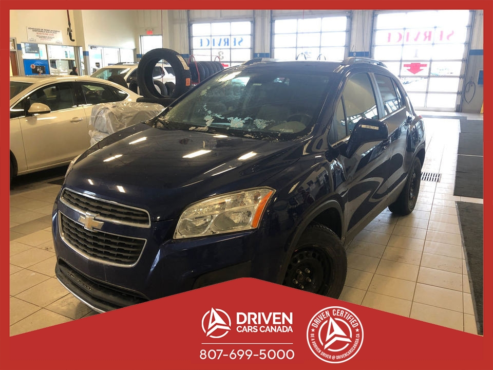 2014 Chevrolet Trax 2LT FWD image 1 of 8