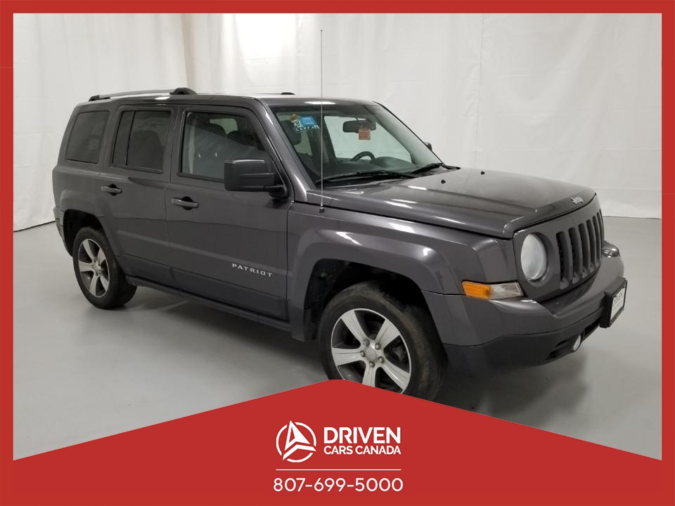 2016 Jeep Patriot SPORT 4WD image 1 of 8