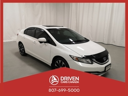 2014 Honda Civic LX SEDAN CVT  - 2190TA  - Driven Cars Canada