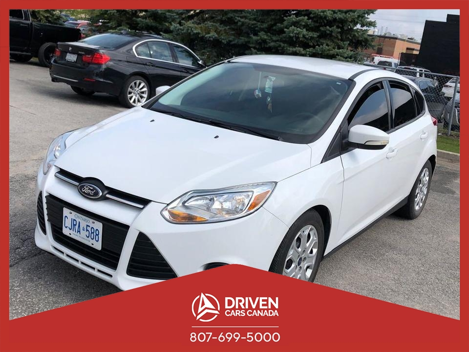 2014 Ford Focus SE image 1 of 5