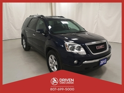2012 GMC Acadia SLE-2 AWD  - 2037TW  - Driven Cars Canada