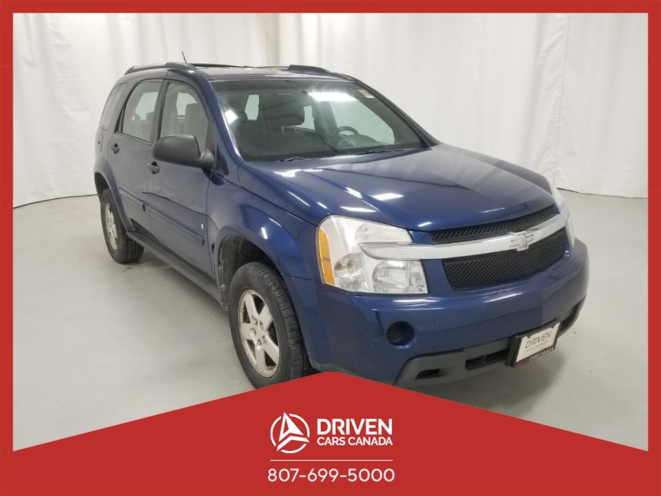 2009 Chevrolet Equinox LS AWD image 1 of 24