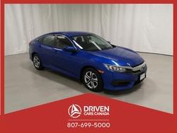 2016 Honda Civic LX  - 2333TA  - Driven Cars Canada