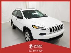 2014 Jeep Cherokee SPORT 4WD  - 1391TA  - Driven Cars Canada