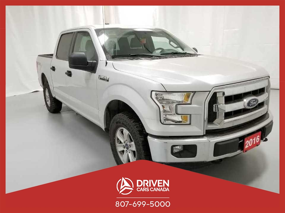 2016 Ford F-150 4WD SUPERCREW image 1 of 12