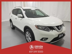 2016 Nissan Rogue S AWD  - 1244TA  - Driven Cars Canada