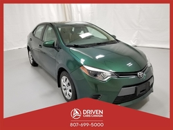2015 Toyota Corolla L 4-SPEED AT  - 1283TA  - Driven Cars Canada