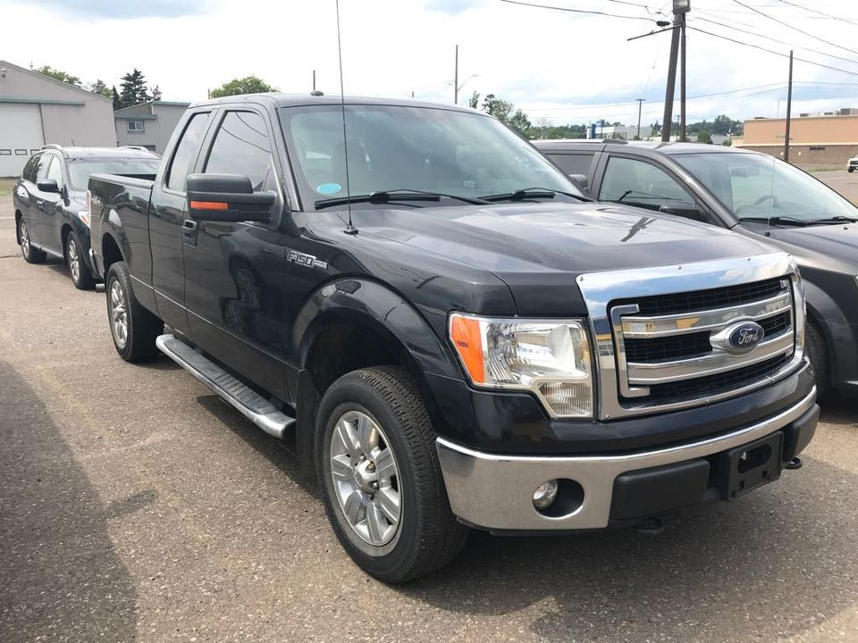 2013 Ford F-150 FX4 SUPERCAB 6.5-FT. 4WD image 1 of 21
