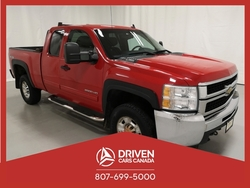 2010 Chevrolet Silverado 2500HD LT1 EXT. CAB 4WD Extended Cab  - 2145TW  - Driven Cars Canada