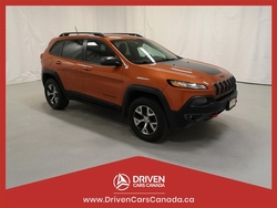 2015 Jeep Cherokee Trailhawk  - 2385TP  - Driven Cars Canada