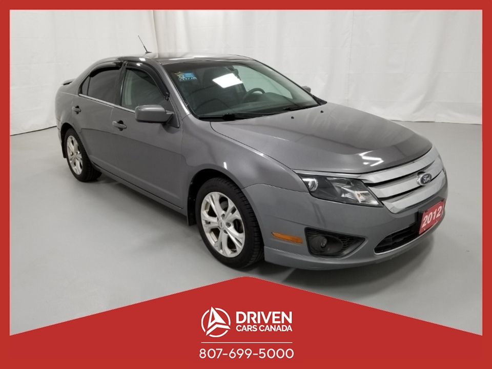 2012 Ford Fusion SE image 1 of 25