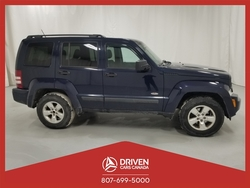 2012 Jeep Liberty SPORT 4WD  - 1856TT  - Driven Cars Canada