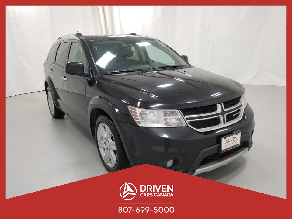 2013 Dodge Journey R/T AWD image 1 of 12