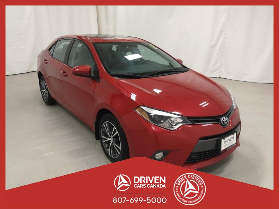 2016 Toyota Corolla L 4-SPEED AT image 1 of 17