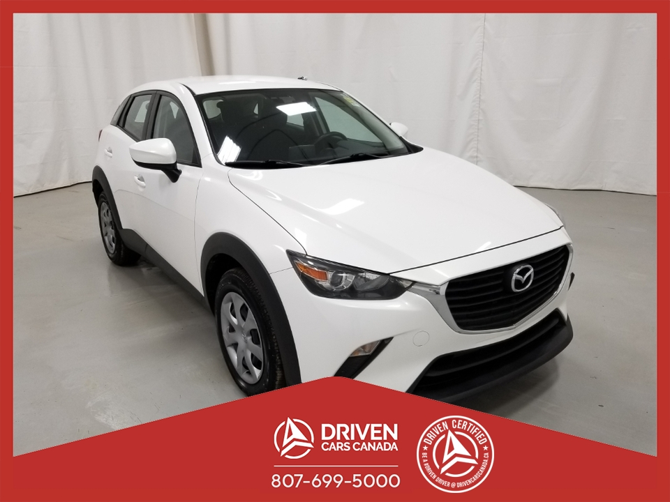 2017 Mazda CX-3 SPORT FWD image 1 of 22