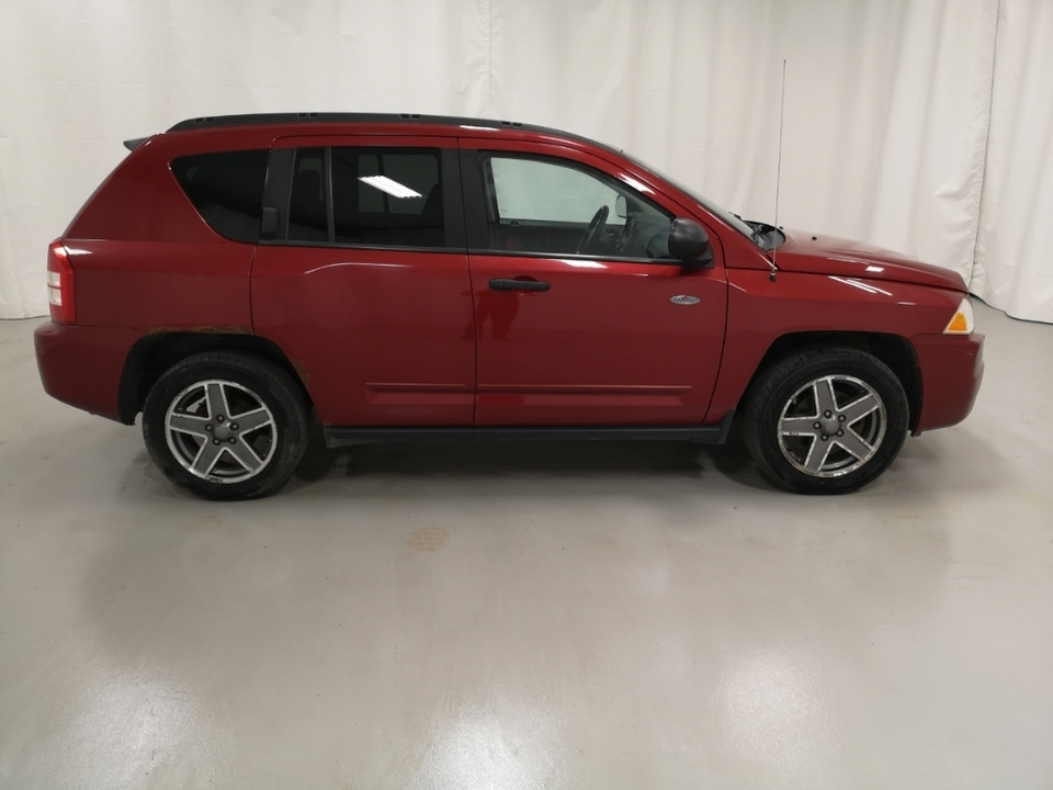 2009 Jeep Compass SPORT 4WD image 4 of 14