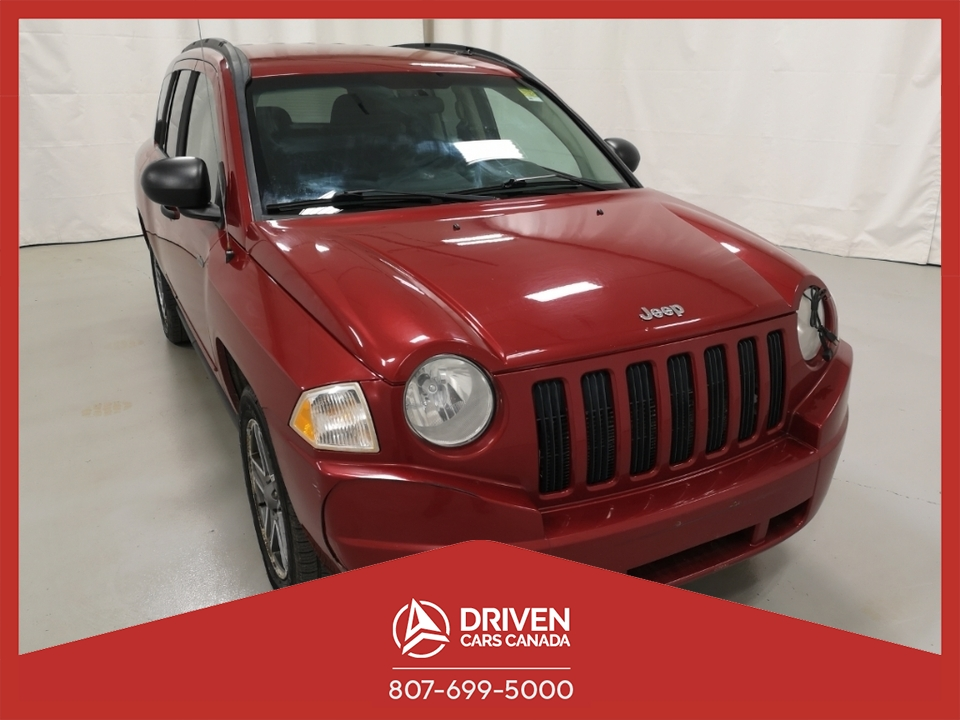 2009 Jeep Compass SPORT 4WD image 1 of 14
