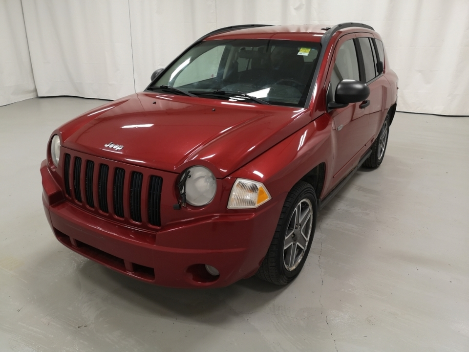 2009 Jeep Compass SPORT 4WD image 7 of 14