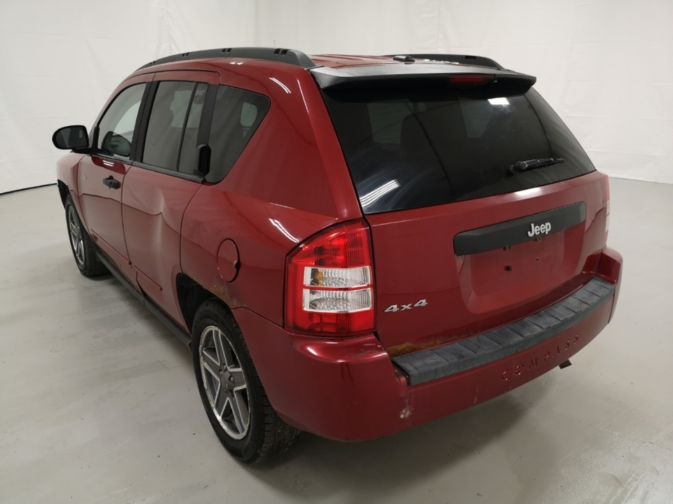 2009 Jeep Compass SPORT 4WD image 5 of 14