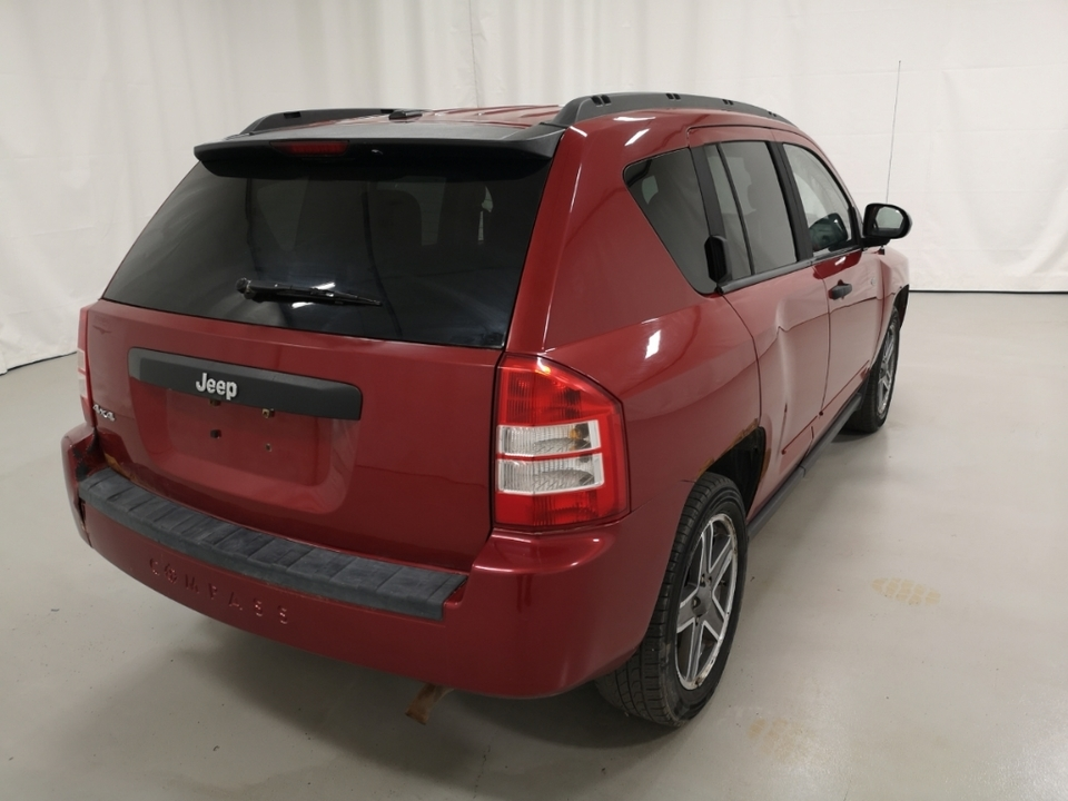 2009 Jeep Compass SPORT 4WD image 3 of 14