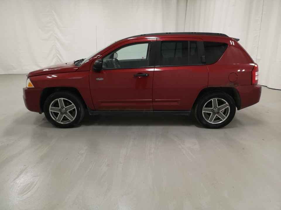 2009 Jeep Compass SPORT 4WD image 2 of 14