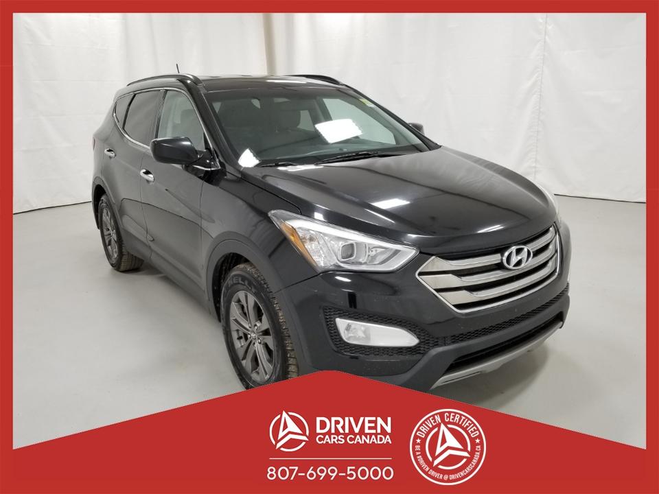 2013 Hyundai Santa Fe SPORT 2.4 AWD image 1 of 22