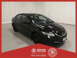 2015 Honda Civic LX SEDAN CVT  - 2150TA  - Driven Cars Canada