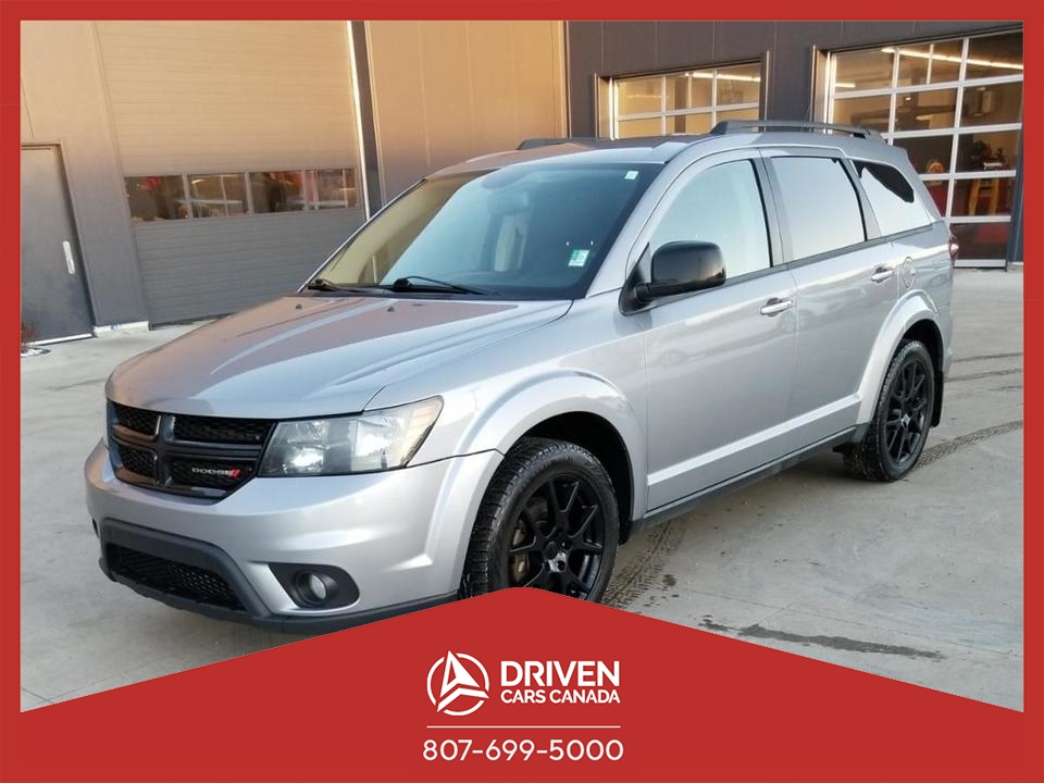 2015 Dodge Journey SXT image 1 of 6
