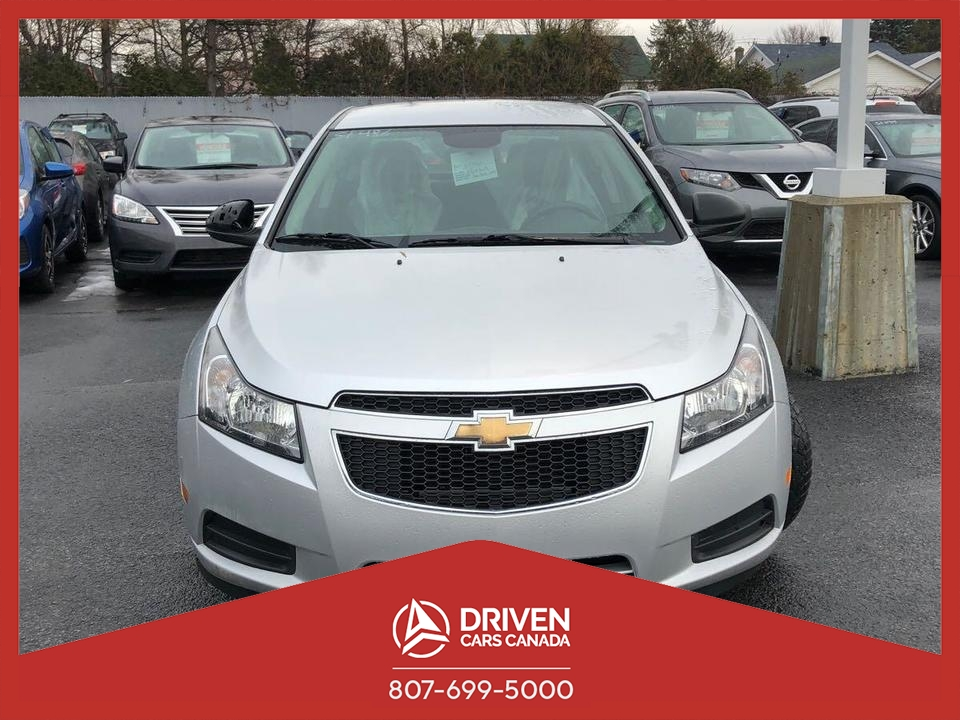 2014 Chevrolet Cruze LS MANUAL image 1 of 3