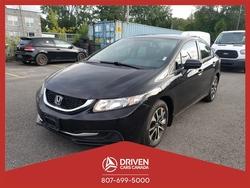2014 Honda Civic LX SEDAN CVT  - 1635TA  - Driven Cars Canada